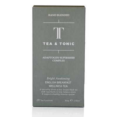 Bright Awakening English Breakfast Wellness Tea