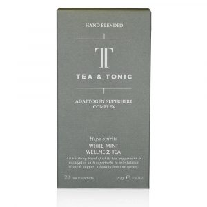 High Spirit White Mint Wellness Tea