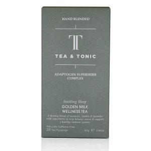 Inviting Sleep Golden Milk Wellness Tea