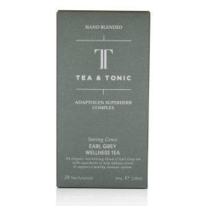 Saving Grace Earl Grey Wellness Tea