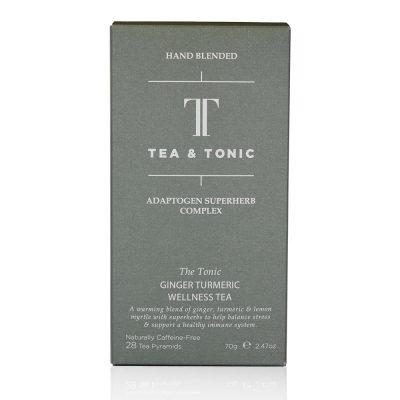 The Tonic Ginger Turmeric Wellness Tea