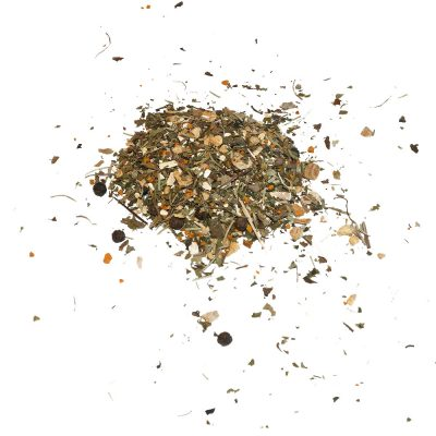 The Tonic Ginger Turmeric Tea Leaves